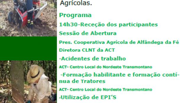 Workshop - Segurança na Agricultura